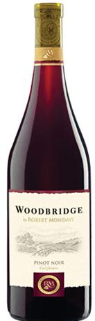 Woodbridge By Robert Mondavi Pinot Noir Vin de Pays d'Oc